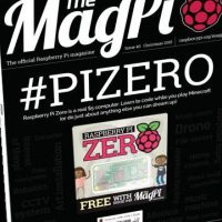 Raspberry Pi Zero: The first computer to be used as a magazine free gift